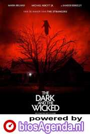 The Dark and the Wicked poster, © 2020 Gusto Entertainment