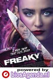 Freaky poster, © 2020 Universal Pictures International
