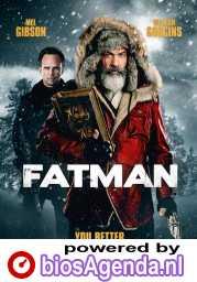 Fatman poster, © 2020 Just Film Distribution