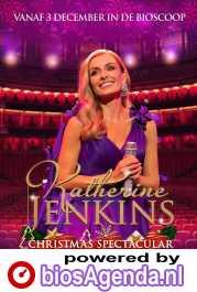 Katherine Jenkins Christmas Spectacular poster, © 2020 Piece of Magic