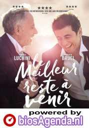 Le Meilleur Reste à Venir poster, © 2019 Splendid Film