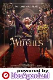 The Witches poster, © 2020 Warner Bros.