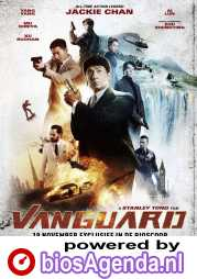 Vanguard poster, © 2020 Splendid Film
