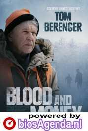 Blood and Money poster, copyright in handen van productiestudio en/of distributeur