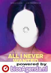 All I Never Wanted poster, copyright in handen van productiestudio en/of distributeur