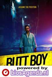 Butt Boy poster, copyright in handen van productiestudio en/of distributeur
