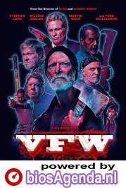 VFW poster, copyright in handen van productiestudio en/of distributeur