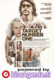 Target Number One poster, copyright in handen van productiestudio en/of distributeur