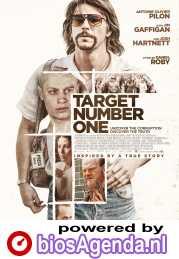 Target Number One poster, copyright in handen van productiestudio en/of distributeur