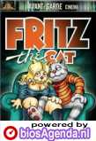 Poster 'Fritz the Cat' (c) 1972