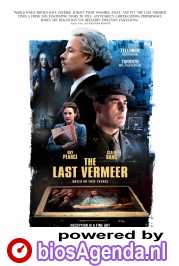 The Last Vermeer poster, copyright in handen van productiestudio en/of distributeur