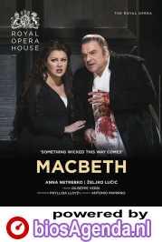 ROH Macbeth poster, © 2020 Piece of Magic