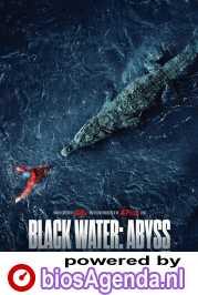 Black Water: Abyss poster, copyright in handen van productiestudio en/of distributeur