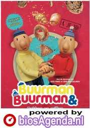 Buurman & Buurman poster, copyright in handen van productiestudio en/of distributeur