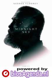 The Midnight Sky poster, © 2020 The Searchers