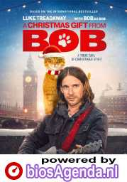 A Christmas Gift From Bob poster, © 2020 WW entertainment