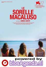 The Macaluso Sisters poster, copyright in handen van productiestudio en/of distributeur