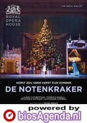 The Royal Ballet: The Nutcracker poster, © 2020 Piece of Magic