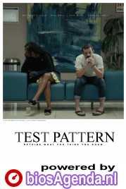 Test Pattern poster, copyright in handen van productiestudio en/of distributeur
