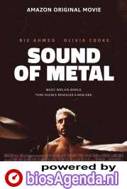 Sound of Metal poster, copyright in handen van productiestudio en/of distributeur