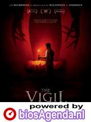The Vigil poster, copyright in handen van productiestudio en/of distributeur