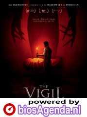 The Vigil poster, copyright in handen van productiestudio en/of distributeur