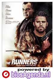 The Runners poster, copyright in handen van productiestudio en/of distributeur