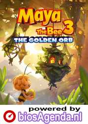 Maya the Bee 3: The Golden Orb poster, copyright in handen van productiestudio en/of distributeur