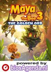 Maya the Bee 3: The Golden Orb poster, copyright in handen van productiestudio en/of distributeur