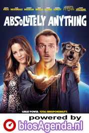 Absolutely Anything poster, copyright in handen van productiestudio en/of distributeur