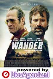Wander poster, copyright in handen van productiestudio en/of distributeur