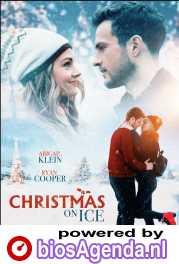 Christmas on Ice poster, copyright in handen van productiestudio en/of distributeur