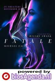 Fatale poster, copyright in handen van productiestudio en/of distributeur