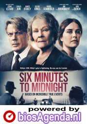 Six Minutes to Midnight poster, © 2020 Dutch FilmWorks