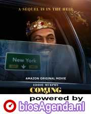 Coming 2 America poster, © 2021 Universal Pictures International