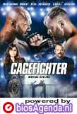 Cagefighter poster, copyright in handen van productiestudio en/of distributeur