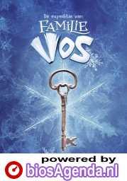 De Expeditie van Familie Vos poster, © 2020 Just Film Distribution
