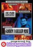 Sorry I Killed You poster, copyright in handen van productiestudio en/of distributeur