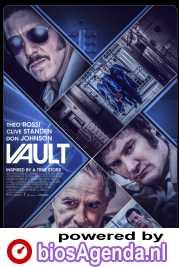 Vault poster, copyright in handen van productiestudio en/of distributeur