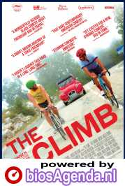 The Climb poster, copyright in handen van productiestudio en/of distributeur