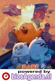 We Bare Bears: The Movie poster, copyright in handen van productiestudio en/of distributeur