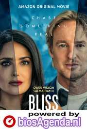 Bliss poster, copyright in handen van productiestudio en/of distributeur
