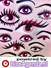 The Eyes of Tammy Faye poster, copyright in handen van productiestudio en/of distributeur