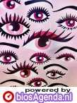 The Eyes of Tammy Faye poster, copyright in handen van productiestudio en/of distributeur
