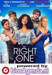 The Right One poster, copyright in handen van productiestudio en/of distributeur