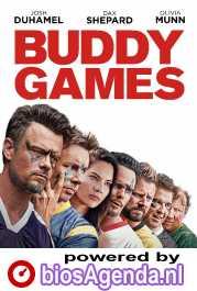 Buddy Games poster, copyright in handen van productiestudio en/of distributeur