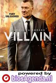 Villain poster, copyright in handen van productiestudio en/of distributeur