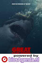 Great White poster, © 2021 Just Entertainment