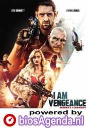 I Am Vengeance: Retaliation poster, copyright in handen van productiestudio en/of distributeur