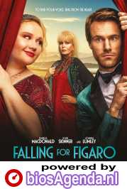 Falling for Figaro poster, copyright in handen van productiestudio en/of distributeur
